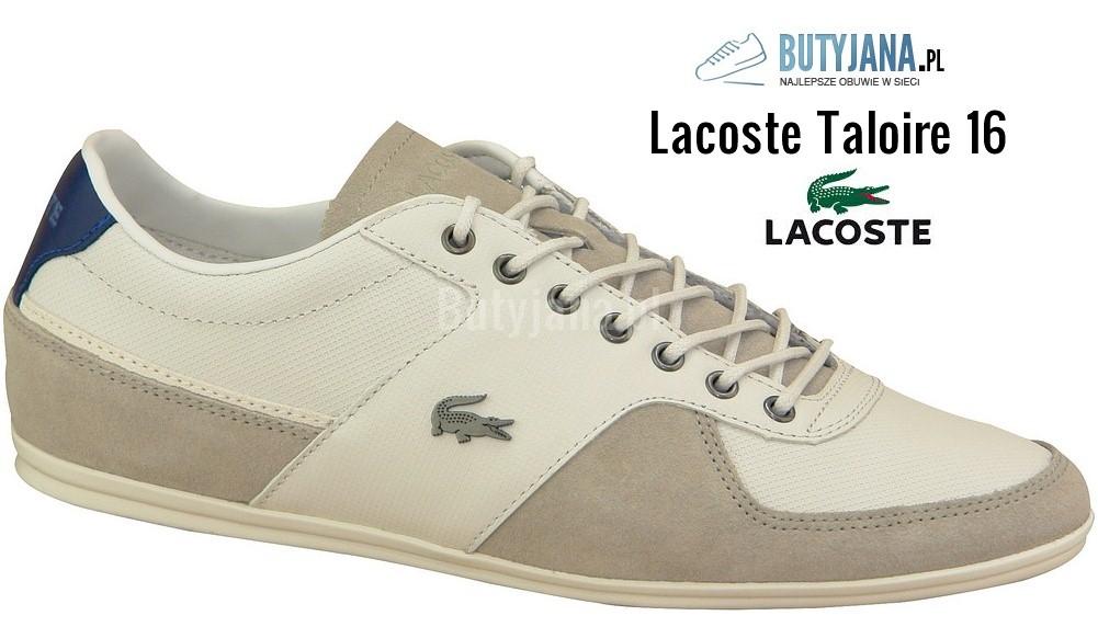 Buty Taloire beżowe