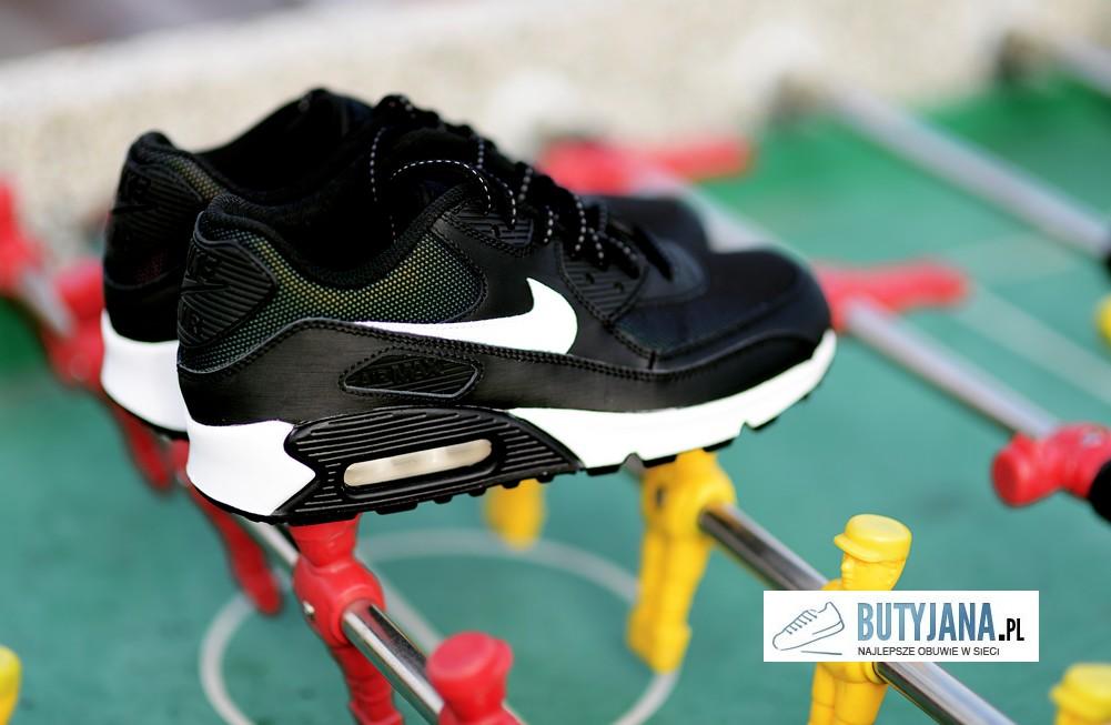 Nike Air Max 90 - czarne damskie - Butyjana