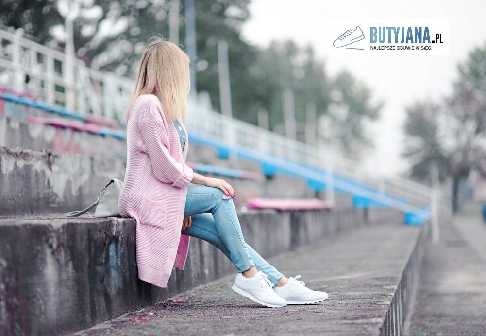 buty reebok damskie - stylizacja butyjana