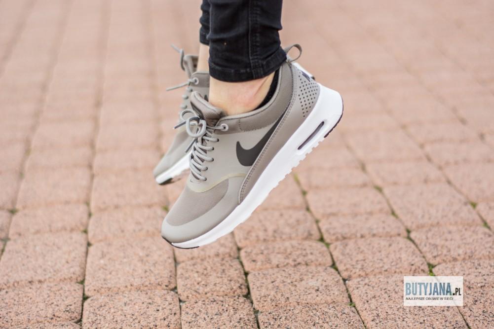 Wmns Nike Air Max Thea 599409 021 Matte Silver Summit