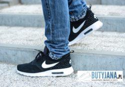 Nike Air Max Tavas czarne męskie