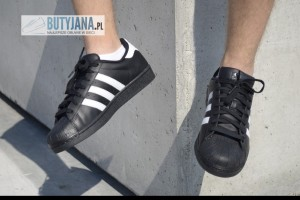 Adidas Superstar Foundation B27140 Cblack - Ftwwht - Cblack