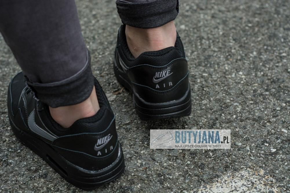 Nike Air Max 1 - damskie czarne
