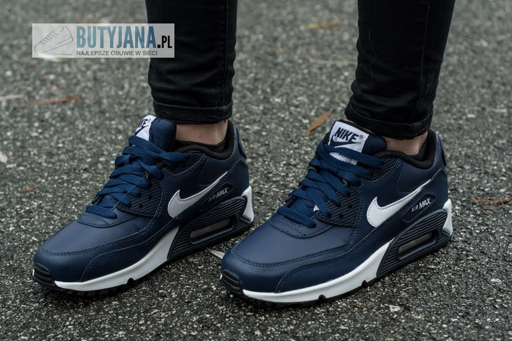 air max 90 damskie leather