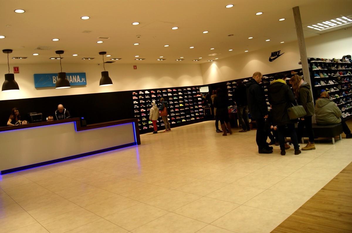 Butyjana buty sportowe Nike Nowy Świat Rzeszów