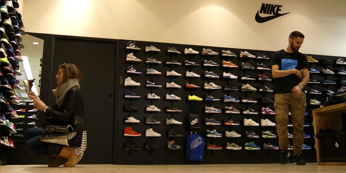 Nike Rzeszów - sklep butyjana
