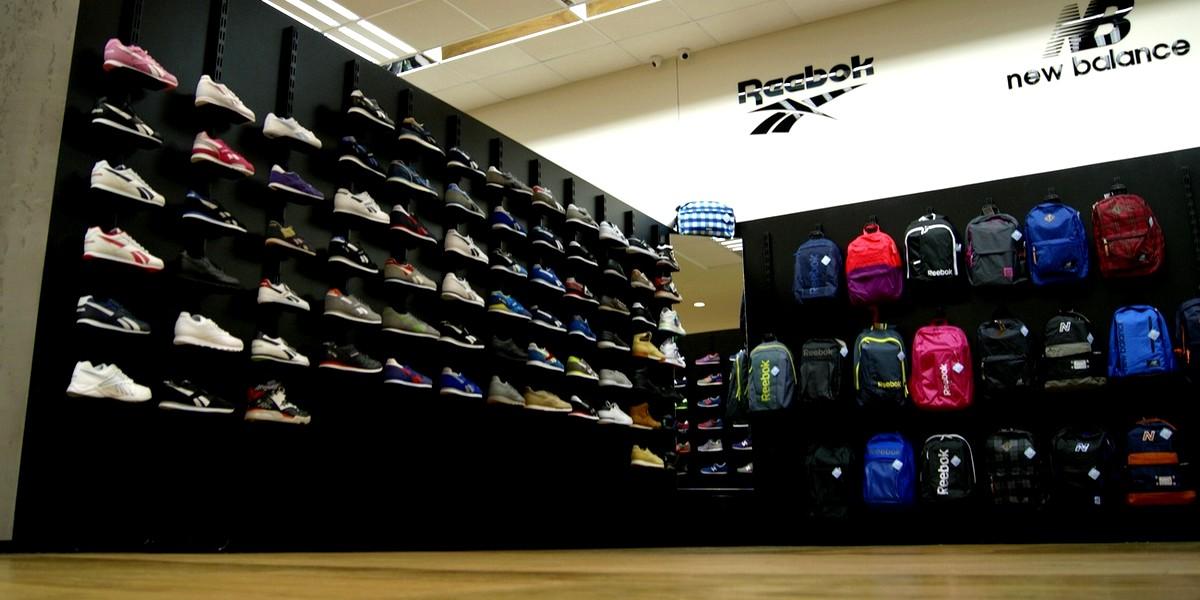 Reebok Rzeszów - sklep butyjana, plecaki sportowe