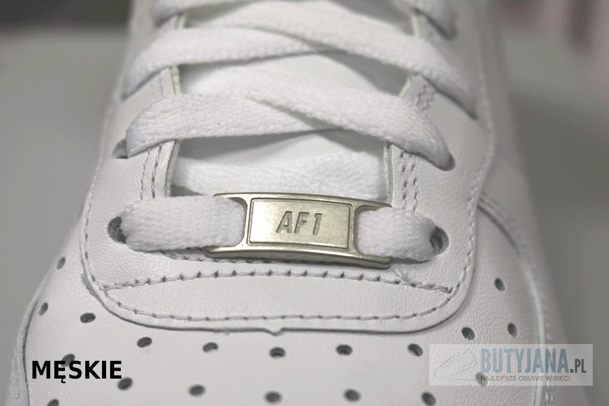 medalion - emblem Nike Air Force 1 męskie