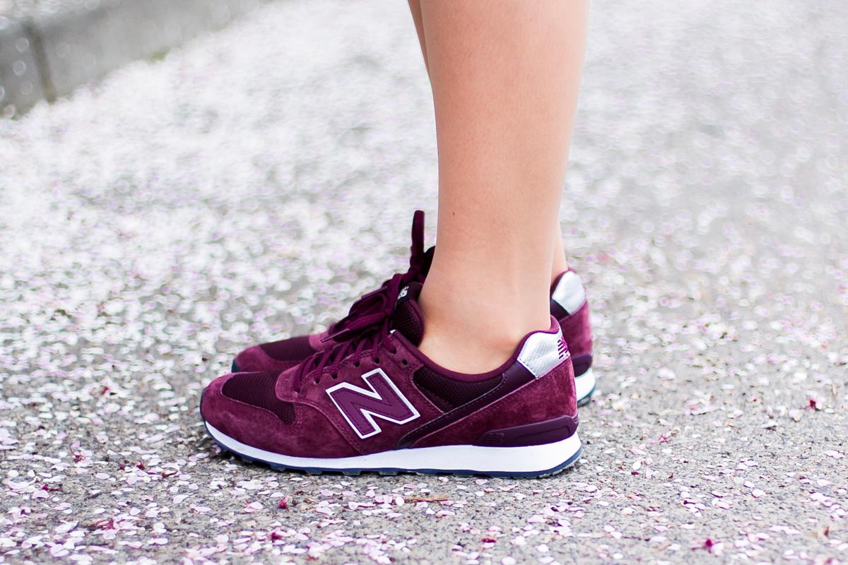 New Balance 996 Na Nogach