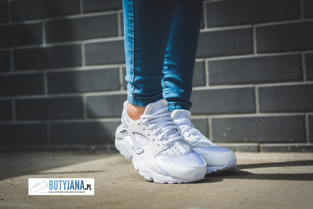3c67669f Jak wygląda Nike Air Huarache Run Wmns 634835-108 White/White ...