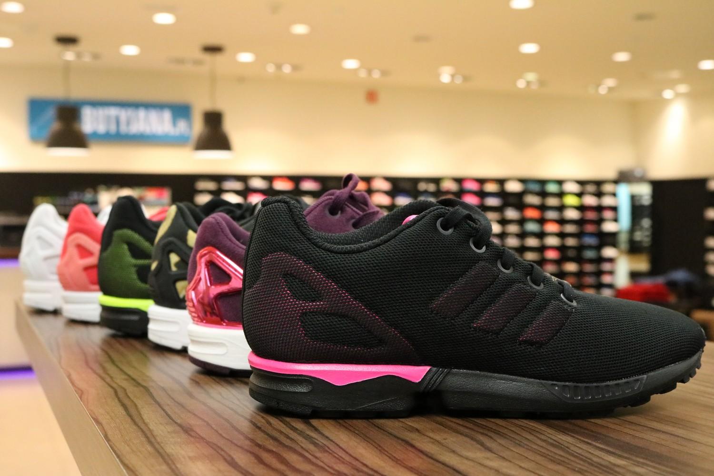 adidas zx flux damskie