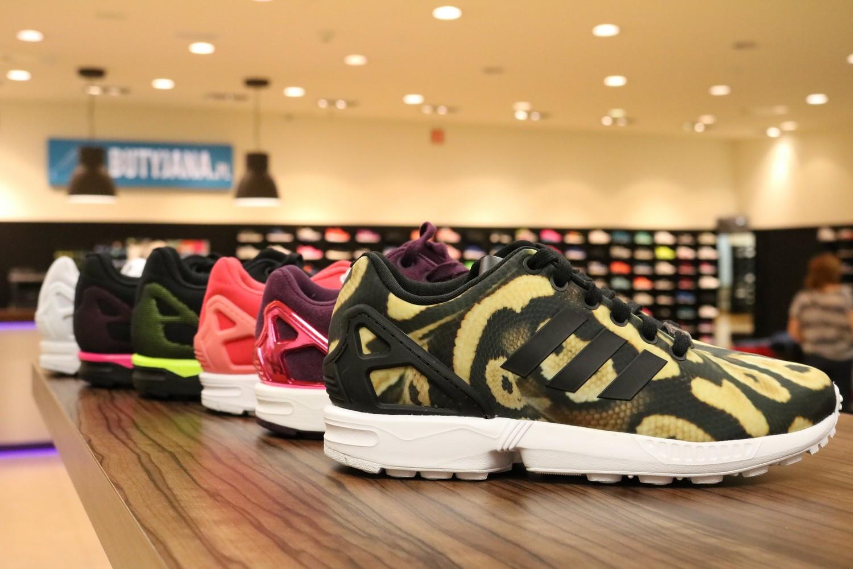 adidas zx flux dla dziewczyn butyjana