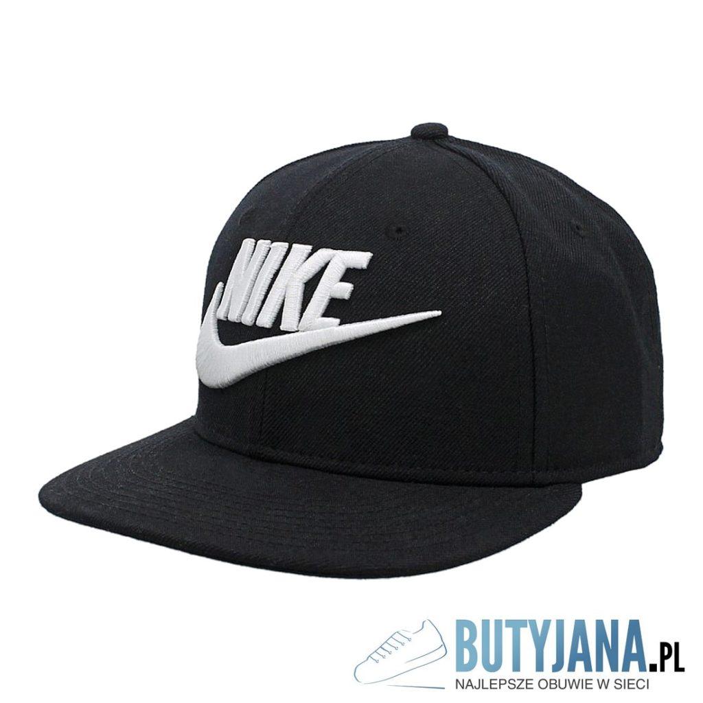 czapeczka nike czarna
