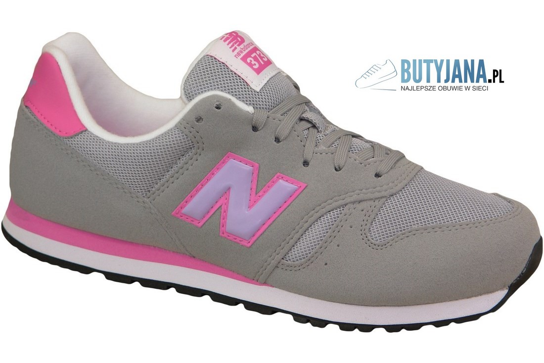 New Balance KJ373FLY Grey - Pink