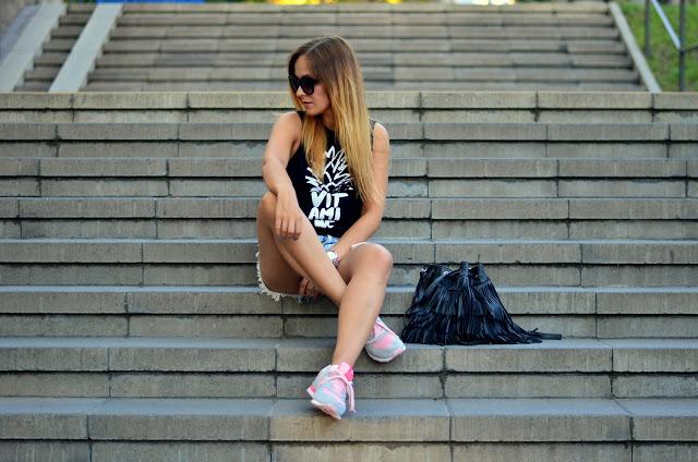New balance damskie buty sportowe
