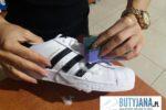 Jak czyścić buty Adidas Superstar – krok po kroku.