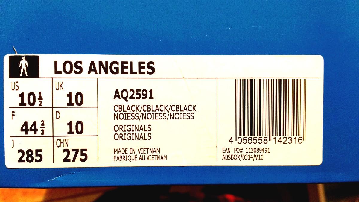 buty-adidas-los-angeles-oryignalna-etykieta-na-pudelku