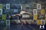Misty Copeland twarzą Under Armour 2017.