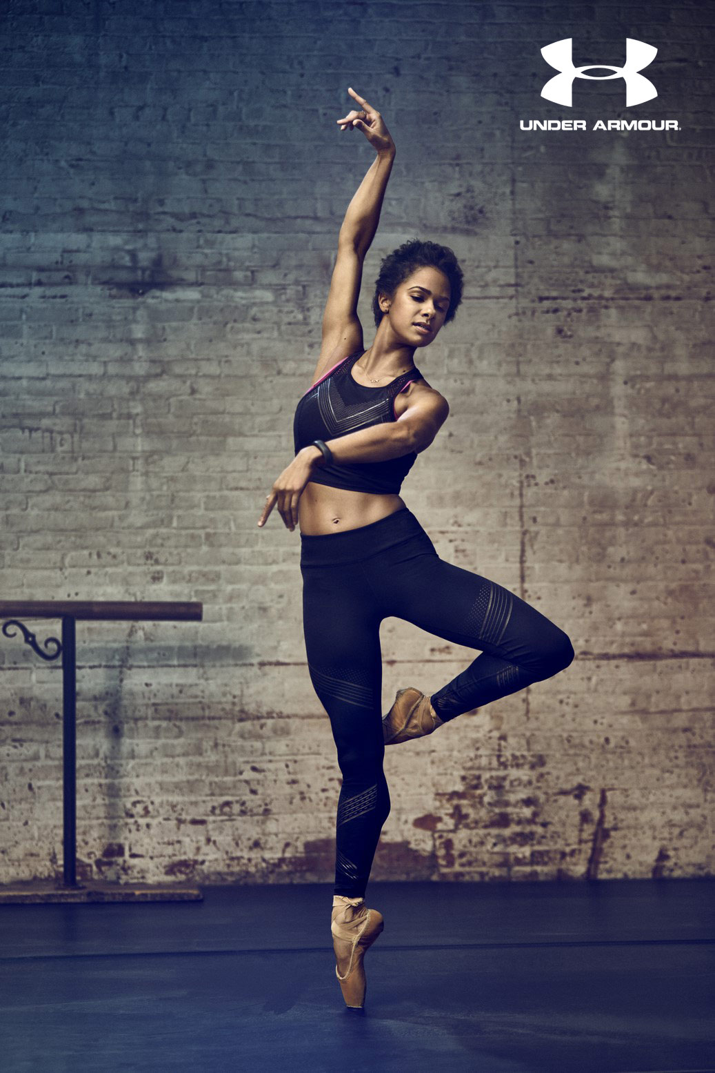 Misty Copeland Twarzą Under Armour 2017 Butyjana Pl