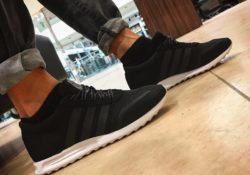 Wyprzedaż damskich butów Adidas Los Angeles S74874