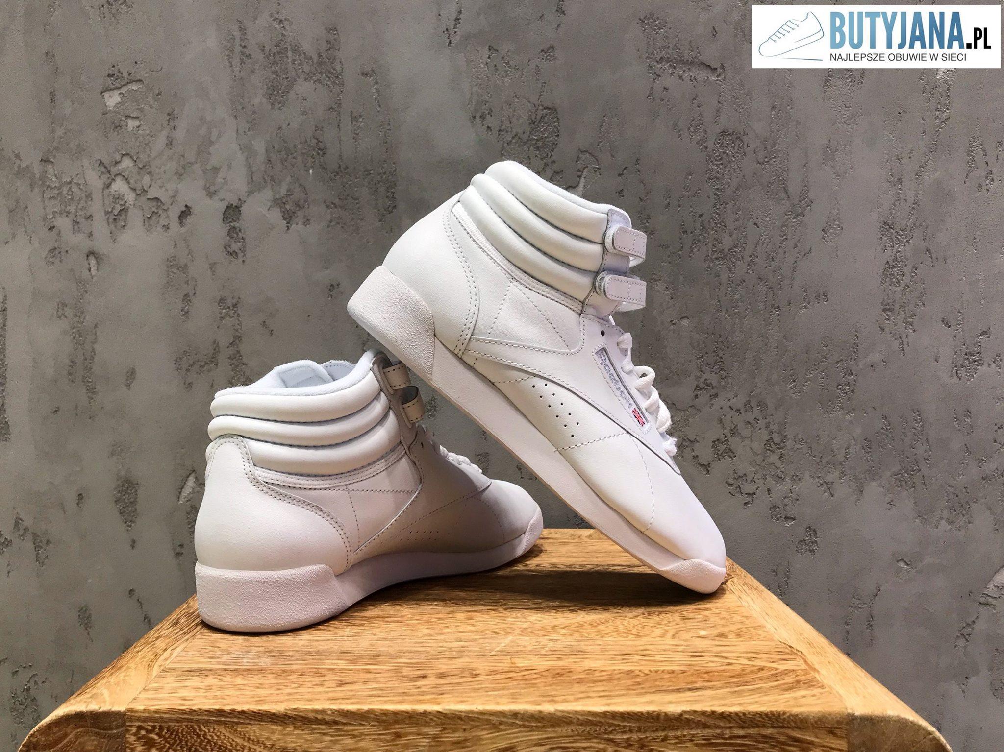 469b7839d99 Wyprzedaż modelu Reebok Classic Leather 50151! – Butyjana.pl