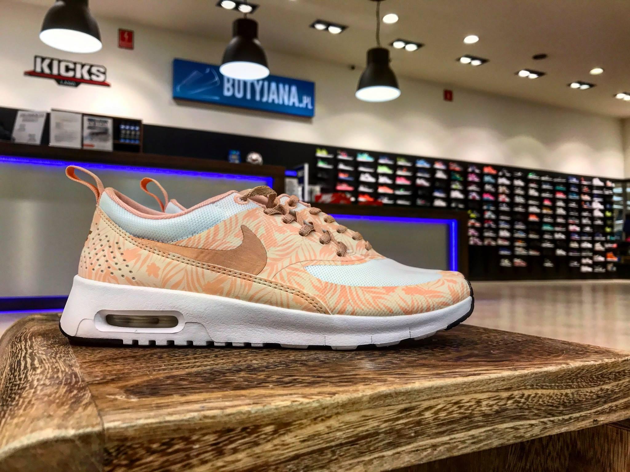 Wyprzedaż Nike Air Max Thea Print Butyjana.pl