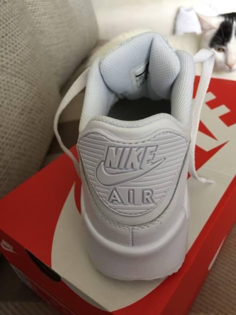 Białe Nike Air Max 90 damskie oryginał czy podórbki 4