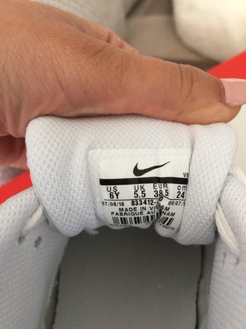 Białe Nike Air Max 90 damskie oryginał czy podórbki 5