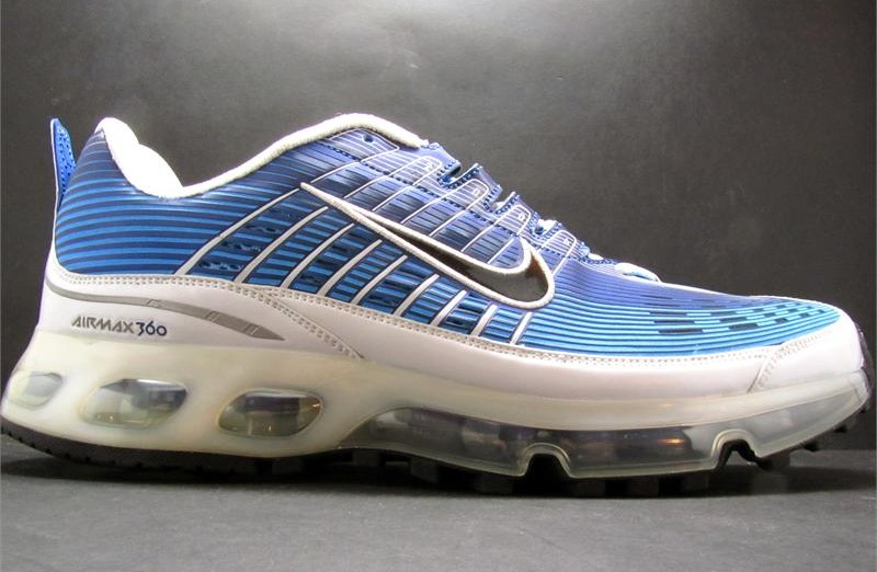premium selection 3f4f9 d809a Nike Air Max Ltd – 2002