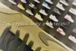 Jak czyścić buty z siateczki? O pielęgnacji obuwia słów kilka